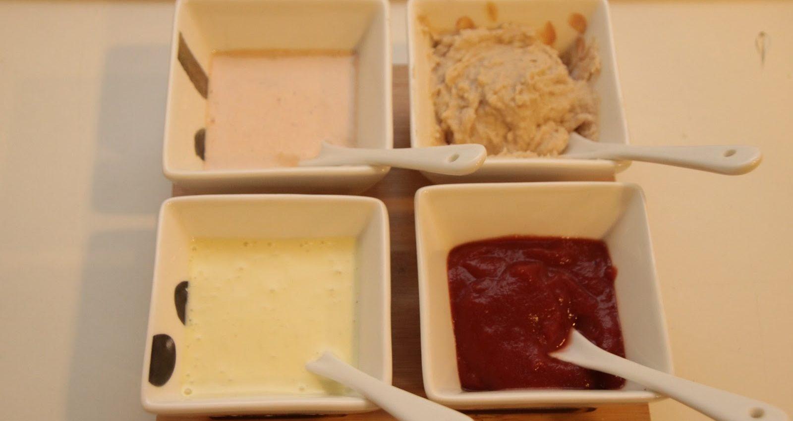 salsa tartara vegana