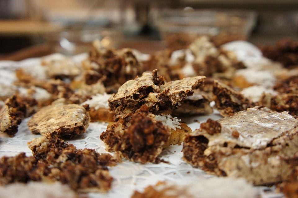 biscotti di frutta oleosa