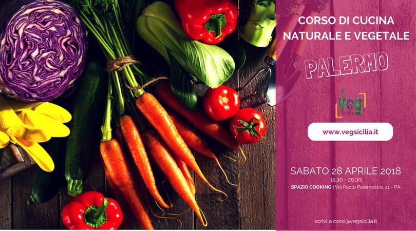 CORSO cucina vegan PALERMO