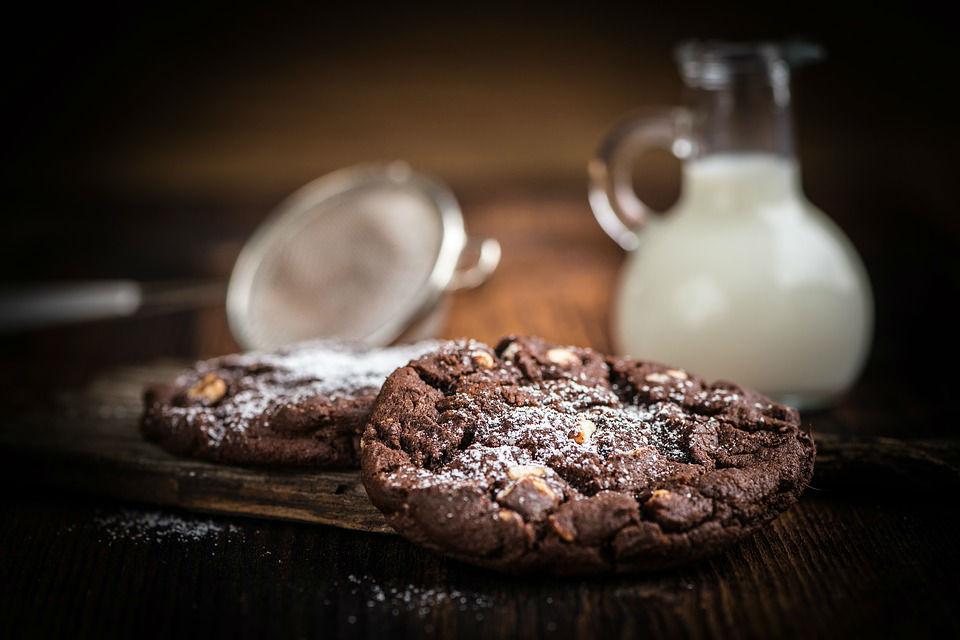biscotti vegan di avena