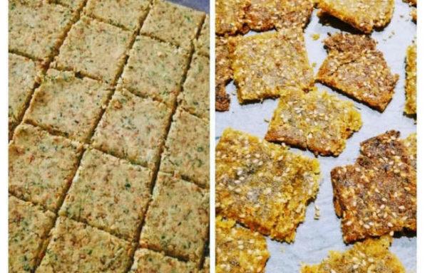 Crackers di fibre